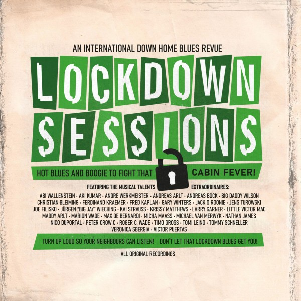 Lockdown Sessions - Various Artists