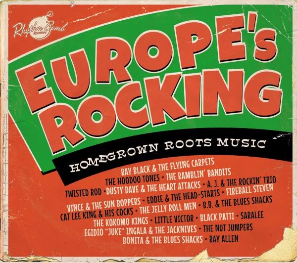 Europe's Rocking